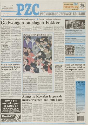 Provinciale Zeeuwse Courant 1995-02-28