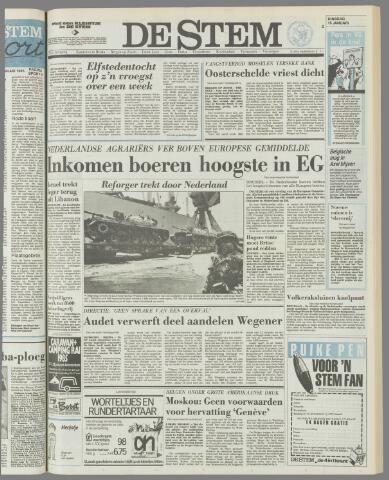 de Stem 1985-01-15