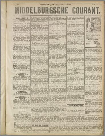 Middelburgsche Courant 1922-08-16