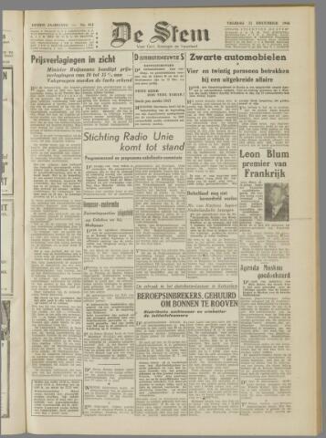 de Stem 1946-12-13