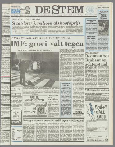 de Stem 1986-09-29
