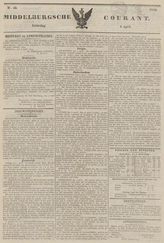 Middelburgsche Courant 1844-04-06