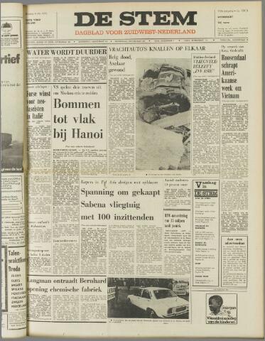de Stem 1972-05-09