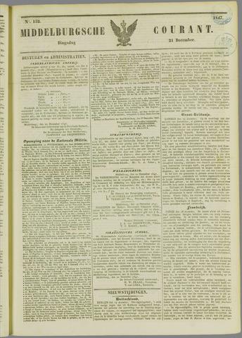 Middelburgsche Courant 1847-12-21
