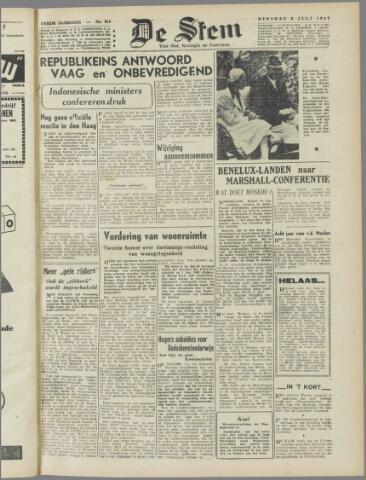 de Stem 1947-07-08