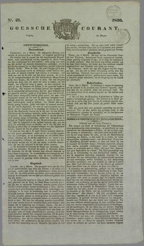Goessche Courant 1836-03-11