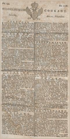 Middelburgsche Courant 1779-11-20
