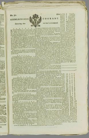 Middelburgsche Courant 1810-03-10