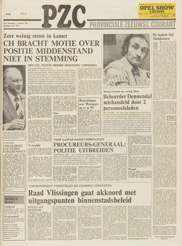 Provinciale Zeeuwse Courant 1974-05-03