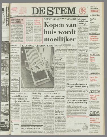 de Stem 1983-01-27