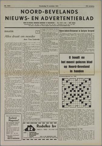 Noord-Bevelands Nieuws- en advertentieblad 1981-11-19