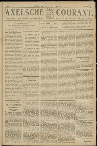 Axelsche Courant 1935-04-12