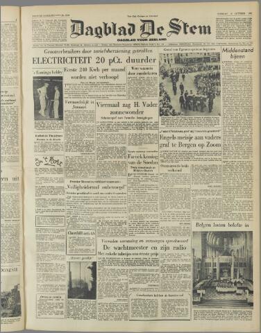 de Stem 1951-10-16