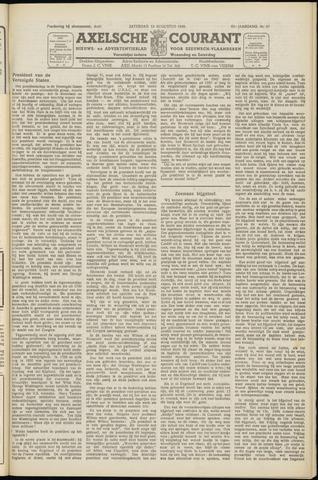 Axelsche Courant 1949-08-13