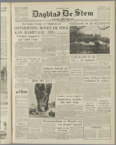 de Stem 1958-04-22