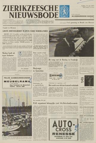 Zierikzeesche Nieuwsbode 1973-07-13