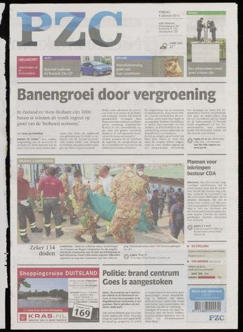 Provinciale Zeeuwse Courant 2013-10-04