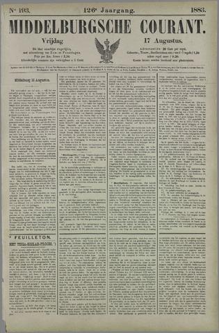 Middelburgsche Courant 1883-08-17