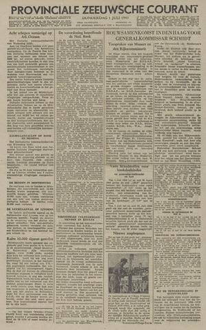 Provinciale Zeeuwse Courant 1943-07-01