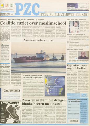 Provinciale Zeeuwse Courant 2003-11-06