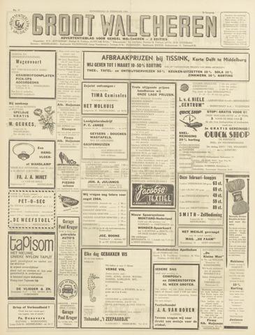 Groot Walcheren 1964-02-20