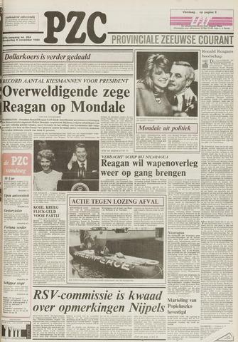 Provinciale Zeeuwse Courant 1984-11-08