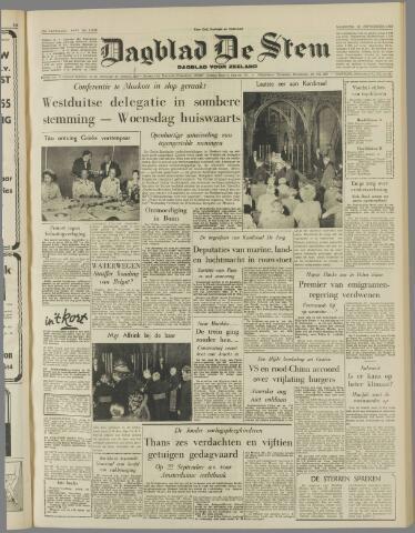de Stem 1955-09-12