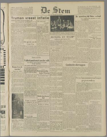 de Stem 1947-11-18