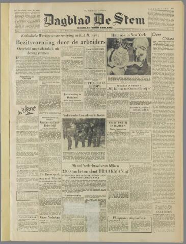 de Stem 1952-07-01