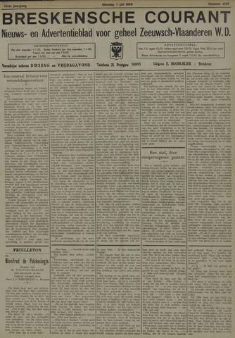 Breskensche Courant 1936-07-07
