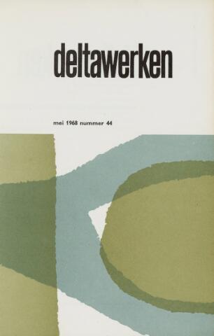 Driemaandelijks bericht Deltawerken 1968-05-01