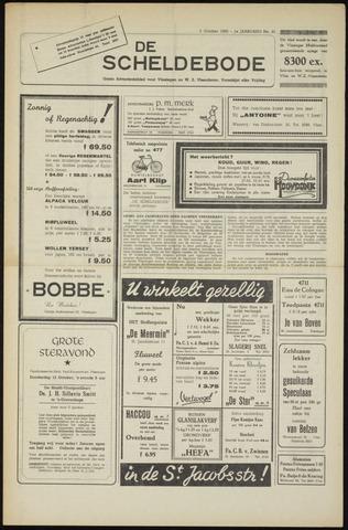 Scheldebode 1950-10-06