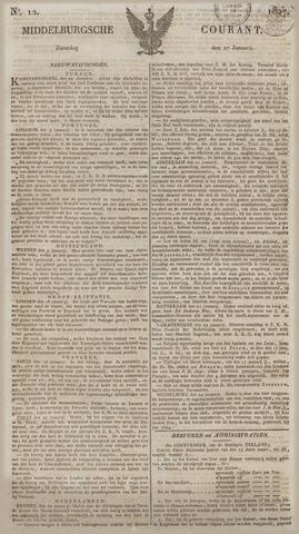 Middelburgsche Courant 1827-01-27
