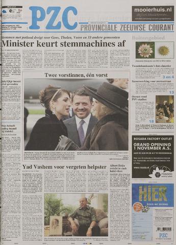 Provinciale Zeeuwse Courant 2006-10-31