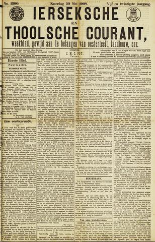 Ierseksche en Thoolsche Courant 1908-05-30