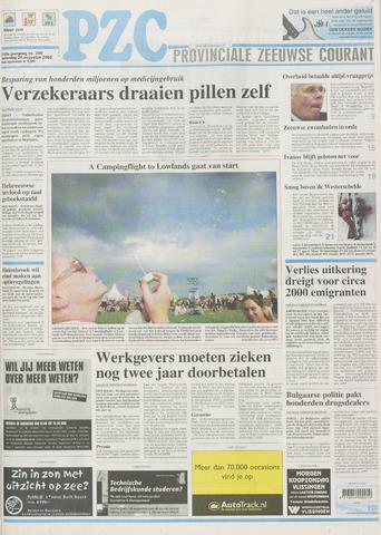 Provinciale Zeeuwse Courant 2002-08-24