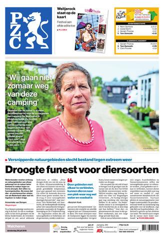 Provinciale Zeeuwse Courant 2018-07-26