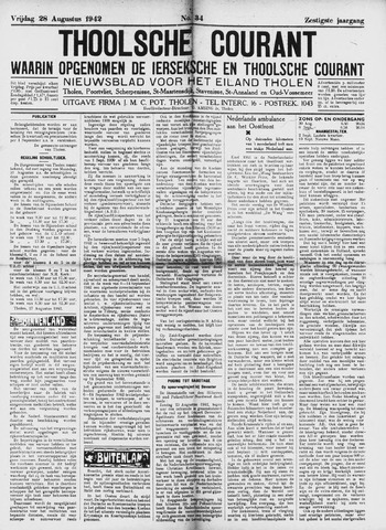 Ierseksche en Thoolsche Courant 1942-08-28