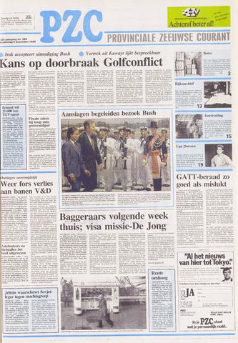 Provinciale Zeeuwse Courant 1990-12-06