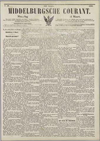 Middelburgsche Courant 1901-03-11