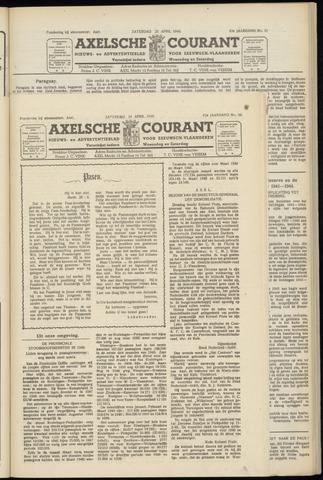Axelsche Courant 1949-04-16