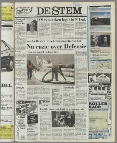de Stem 1991-04-27