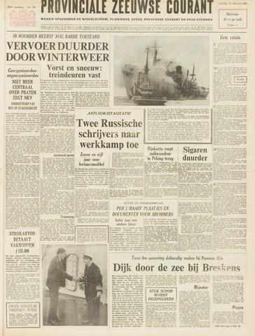Provinciale Zeeuwse Courant 1966-02-15