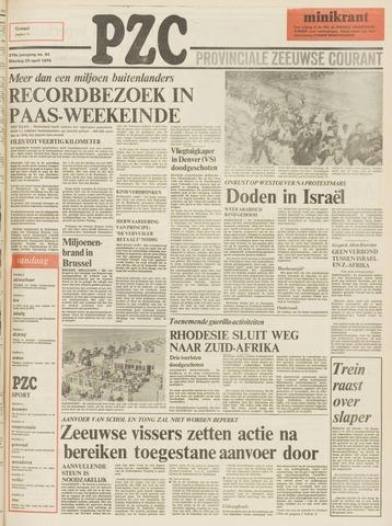 Provinciale Zeeuwse Courant 1976-04-20