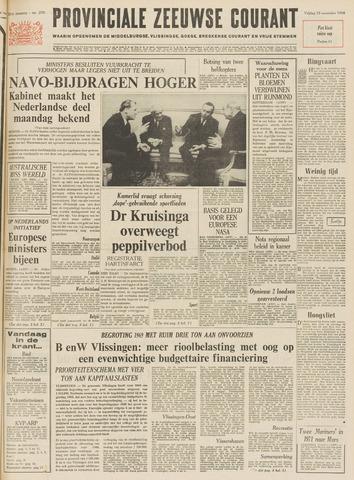 Provinciale Zeeuwse Courant 1968-11-15