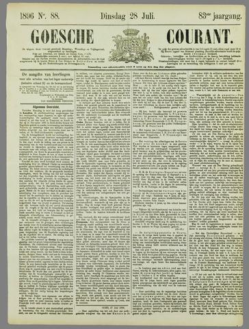 Goessche Courant 1896-07-28