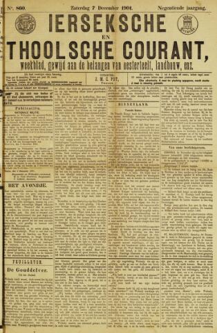 Ierseksche en Thoolsche Courant 1901-12-07
