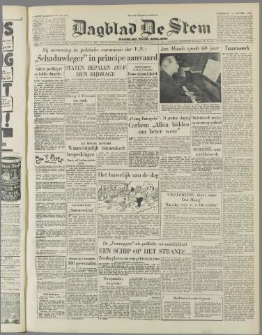 de Stem 1952-01-09