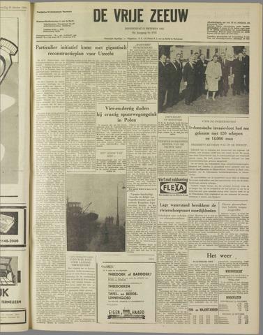 de Vrije Zeeuw 1962-10-11