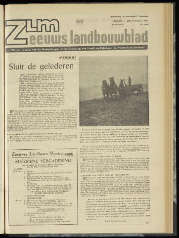 Zeeuwsch landbouwblad ... ZLM land- en tuinbouwblad 1962-12-07